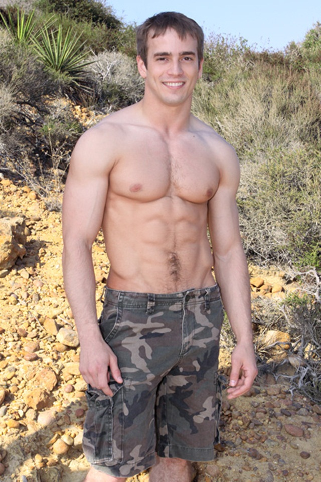 Jed is an adorable little muscle stud over at Sean Cody