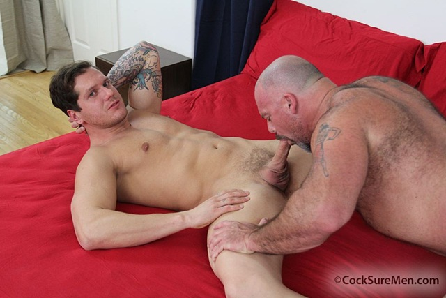 Tattoed-Parker-London-asshole-licked-and-fucked-by-hairy-bear-Bronson-Gates-at-Cocksure-Men-004-Download-Full-Gay-Porn-Gallery-here