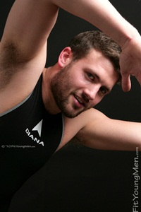 fit young men sexy bearded Martin Wild Swimmer 22yo Straight naked athletes Download Full Stud Gay Porn Movies Here