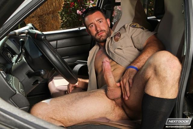 секс геев полицейских