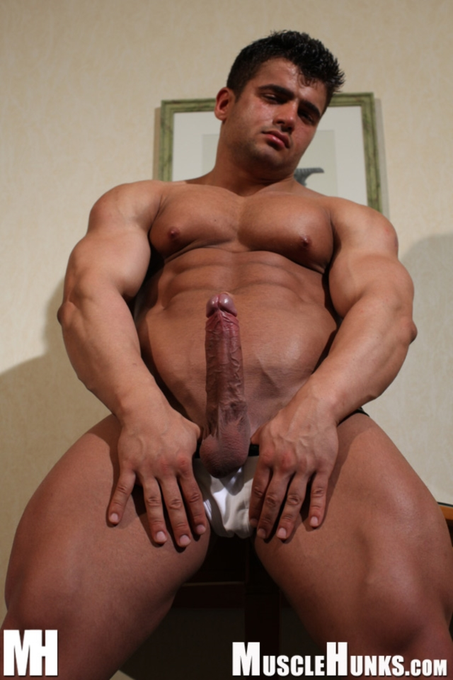 Muscle Hunk Big Cock Porn Gay Videos