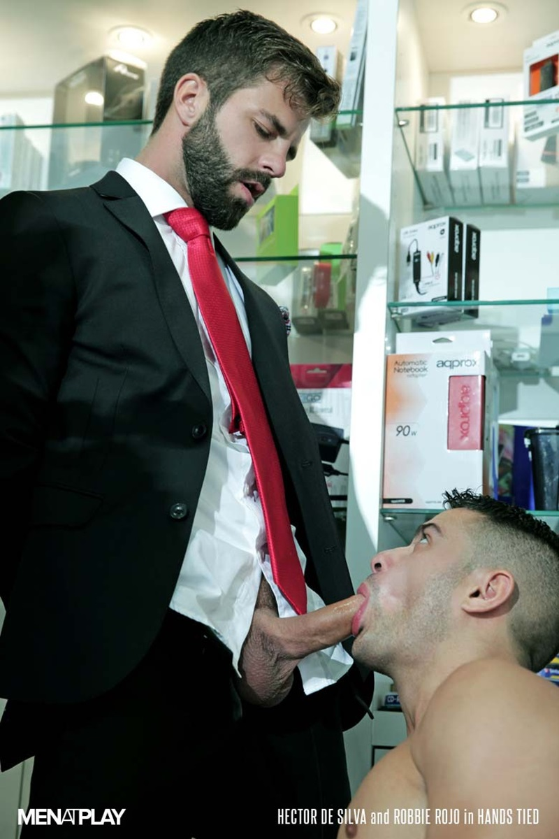 MenatPlay-suited-sex-Robbie-Rojo-sexual-favours-Hector-de-Silva-horny-thick-uncut-Spanish-dick-tongue-deep-rimming-smooth-ass-hole-fucking-13-gay-porn-star-sex-video-gallery-photo