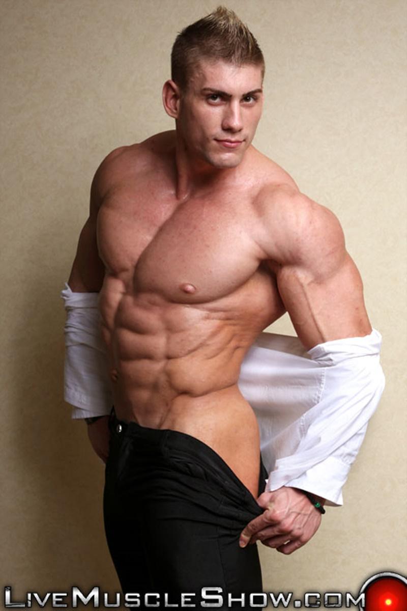 Bodybuilder nackt schwule Best Bodybuilder