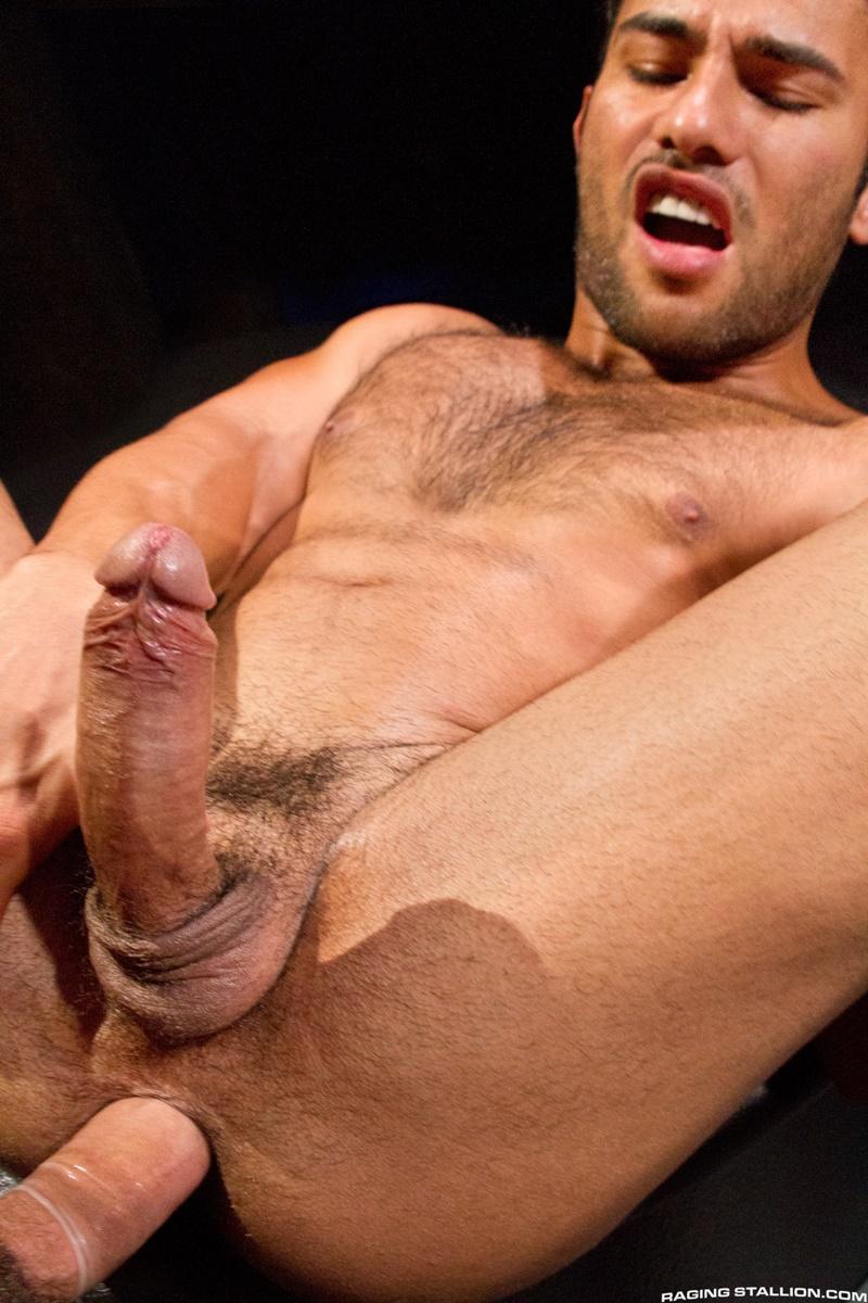 RagingStallion-dark-room-Dorian-Ferro-muscle-worship-Sean-Zevran-big-low-hanging-balls-huge-erect-hard-cock-to-ass-muscled-hairy-chest-014-gay-porn-sex-gallery-pics-video-photo