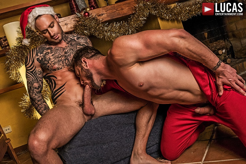 Dylan James comes down Ace Era's chimney this Christmas