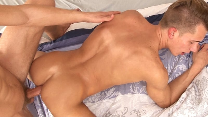 Men for Men Blog Raphael-Nyon-and-Nils-Tatum-hardcore-bareback-ass-fucking-BelamiOnline-014-gay-porn-pictures-gallery Hot young Hungarian Raphael Nyon gives Nils Tatum a sensual massage ending in a hardcore bareback ass fucking Belami