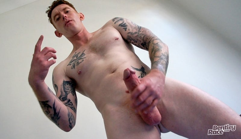 Men for Men Blog Perry-Jameson-Cheeky-red-headed-muscle-boy-loves-big-cock-wanked-sucked-BentleyRace-012-gay-porn-pictures-gallery Cheeky red headed muscle boy Perry Jameson loves having his big cock wanked and sucked Bentley Race