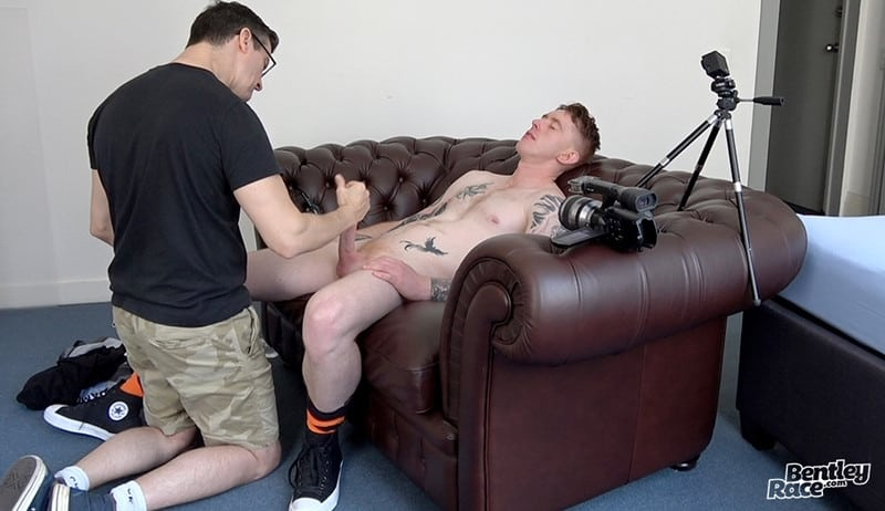 Men for Men Blog Perry-Jameson-Cheeky-red-headed-muscle-boy-loves-big-cock-wanked-sucked-BentleyRace-014-gay-porn-pictures-gallery Cheeky red headed muscle boy Perry Jameson loves having his big cock wanked and sucked Bentley Race