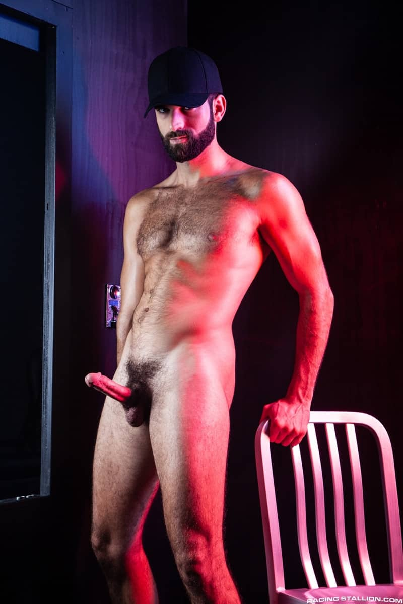 Men for Men Blog Ripped-stud-Drake-Masters-Tegan-Zayne-big-dick-dude-smooth-muscled-ass-RagingStallion-004-gay-porn-pictures-gallery Ripped stud Drake Masters pounds away on Tegan Zayne's scruffy ass Raging Stallion