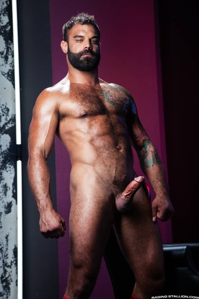 Men for Men Blog Ripped-stud-Drake-Masters-Tegan-Zayne-big-dick-dude-smooth-muscled-ass-RagingStallion-007-gay-porn-pictures-gallery Ripped stud Drake Masters pounds away on Tegan Zayne's scruffy ass Raging Stallion