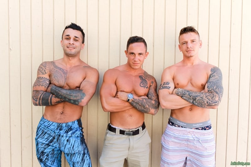 Men for Men Blog Sexy-men-threesome-Laith-Inkley-Cole-Weston-Gunner-hardcore-ass-fucking-orgy-ActiveDuty-001-gay-porn-pictures-gallery Sexy men threesome Laith Inkley, Cole Weston and Gunner hardcore ass fucking orgy Active Duty