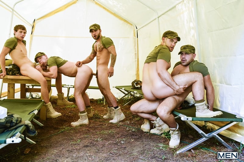 Men for Men Blog Zach-Country-Damien-Stone-Vadim-Black-Brandon-Evans-Blaze-Austin-muscle-men-hardcore-ass-fucking-orgy-Men-013-gay-porn-pictures-gallery Hard-bodied muscle men Zach Country, Damien Stone, Vadim Black, Brandon Evans and Blaze Austin hardcore ass fucking orgy Men