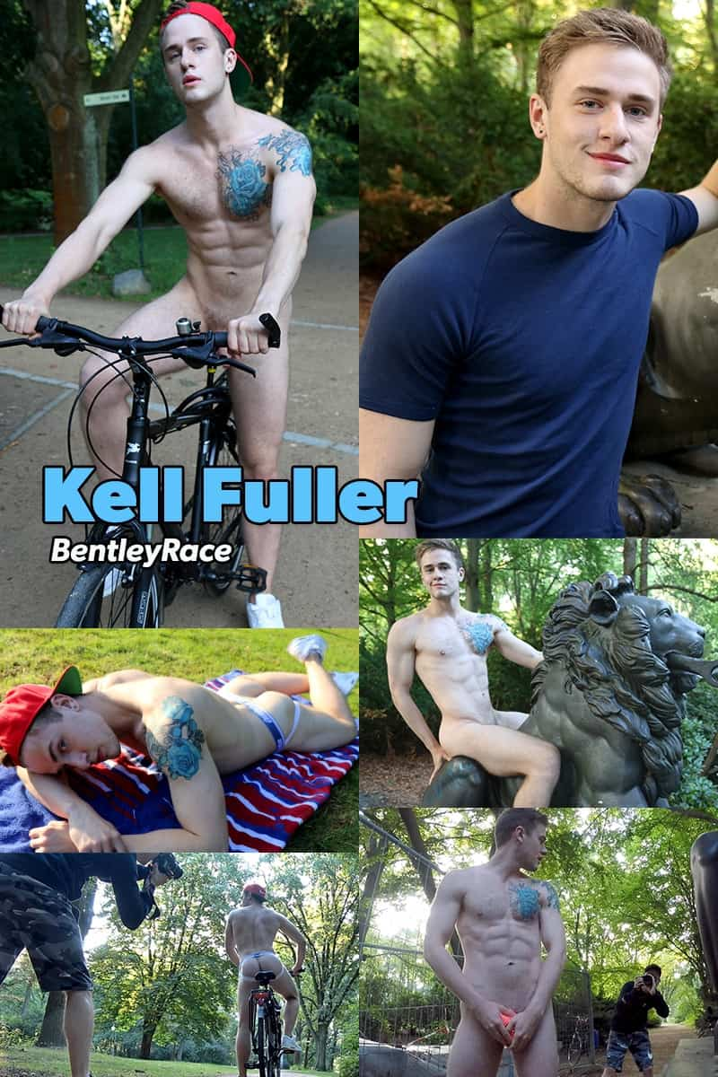 Men for Men Blog Cute-naked-Russian-boy-Kell-Fuller-big-thick-uncut-cock-jerking-bubble-butt-sneakers-BentleyRace-029-gay-porn-pictures-gallery Cute Russian mate Kell Fuller is super fit and loves showing off naked Bentley Race