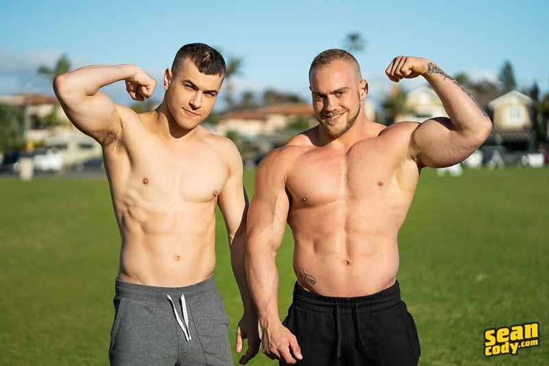 Men for Men Blog Brock-Ayden-hot-naked-muscle-men-barebacking-deep-raw-ass-fucking-SeanCody-003-gay-porn-pics Sean Cody Brock and Ayden barebacking deep raw ass fucking Sean Cody