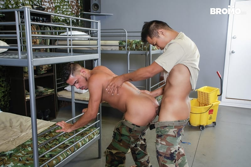 Cesar-Xes-hungry-bottom-bitch-John-Rene-huge-cock-fuck-ass-hole-army-barracks-Bromo-022-Gay-Porn-Pics