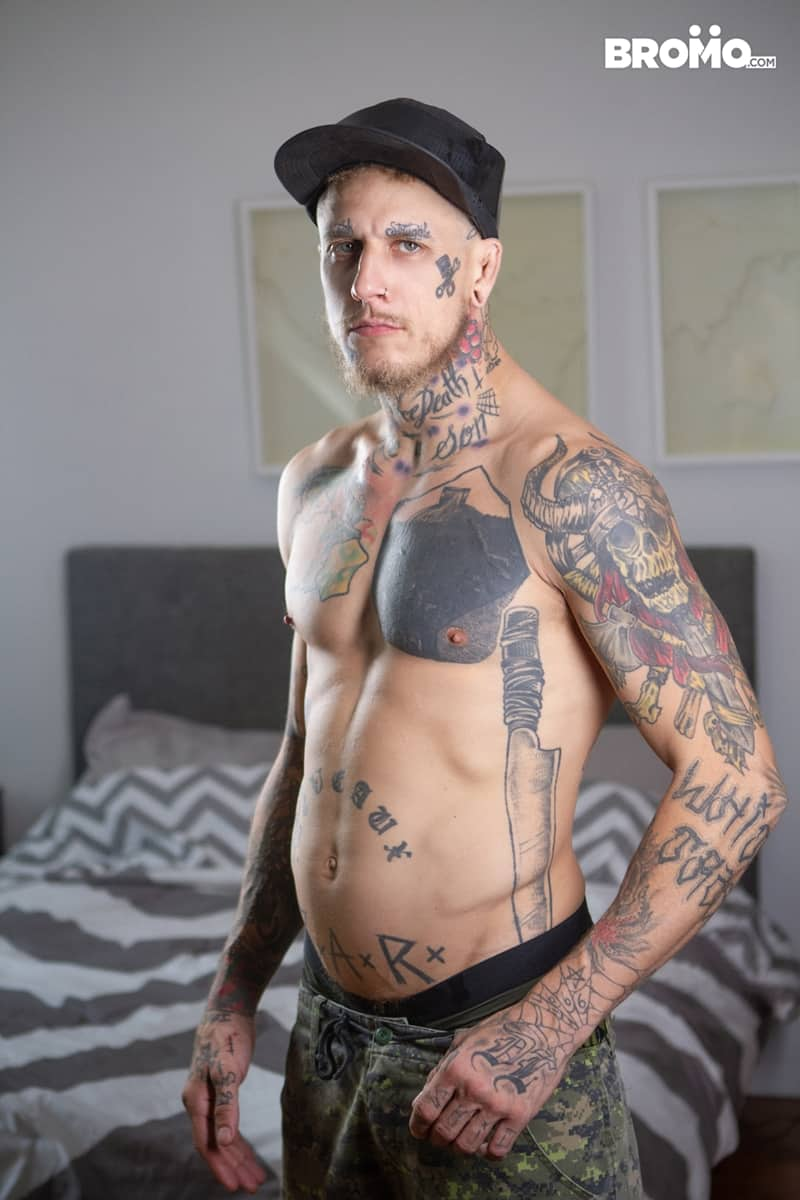 Tattooed-muscle-hunk-Bo-Sinn-huge-cock-abuses-cute-twink-Eddie-Rabbit-hot-young-hole-Bromo-003-Gay-Porn-Pics