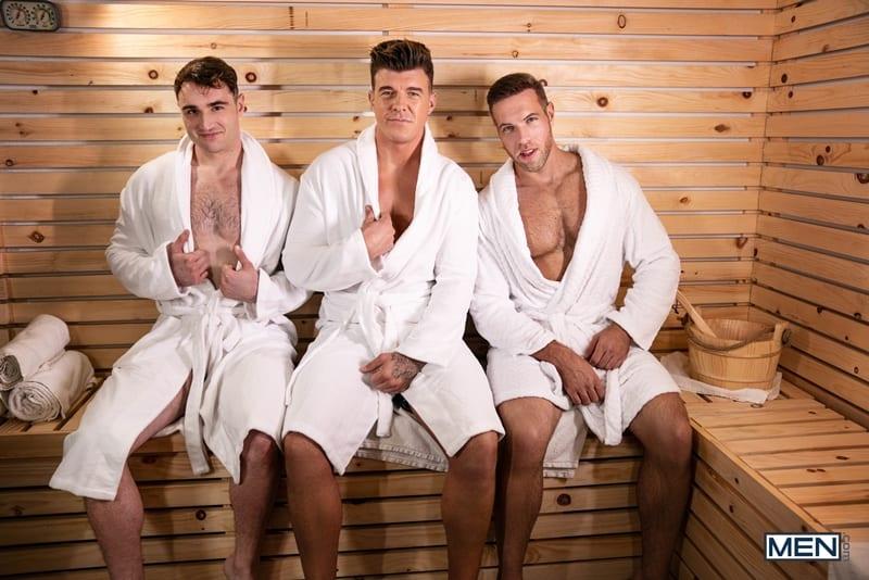 Gay porno sauna